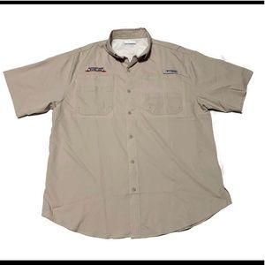 Columbia PFG Tamiami II Omni-Shade Fishing Shirt